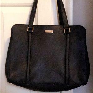 Kate Spade Black Tote Bag Purse Newbury Handbag